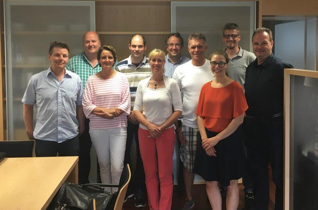 Berufsfelderkundung in Oelde 2018