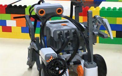 Move Your Robot – Roboter-AG noch bis Ende Februar