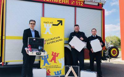 mach MINT mit – Förderung: Stöbertage bei der Feuerwehr Oelde