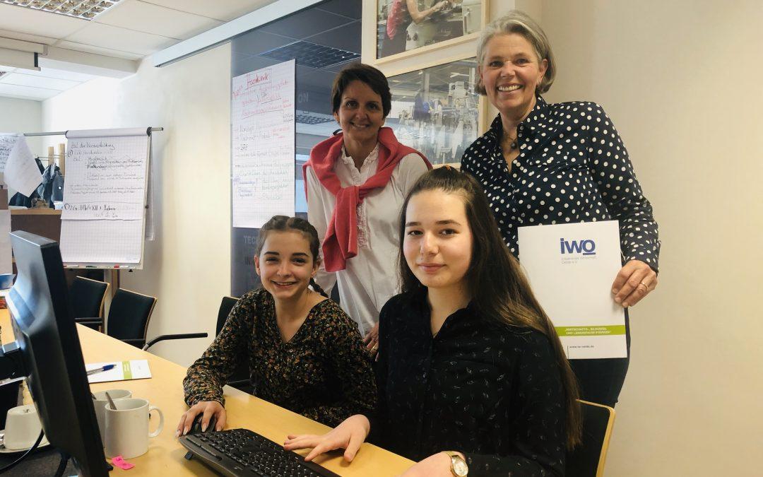 Berufsfelderkundungstage Oelde: 290 Schülerinnen und Schüler erhalten Einblicke in den Arbeitsalltag