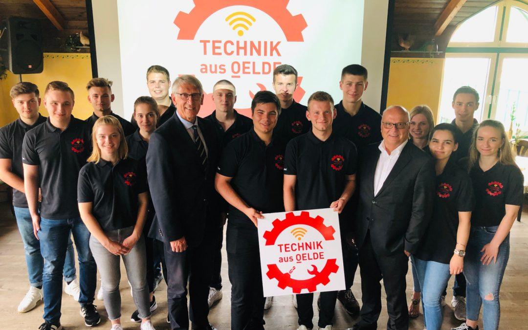 """Nachwuchswettbewerb """"Technik aus Oelde"""" geht in die sechste Runde"""