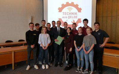 Technik aus Oelde: Bauphase startet