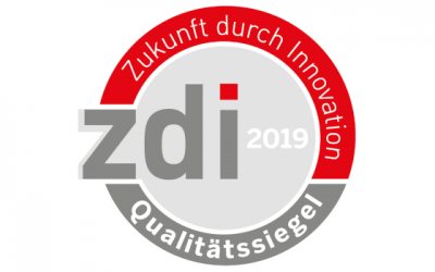 Auszeichnung für zdi Netzwerk im Kreis Warendorf