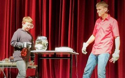 Energielernort Oelde (ELOO): Energiegeladene Wissensshow für die Oelder Grundschulen