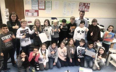 Mach MINT mit-Fonds: Schüler experimentieren mit Strom