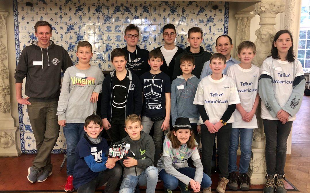 zdi-Roboterwettbewerb in Ostbevern: Oelder Teams auf den Plätzen fünf und neun