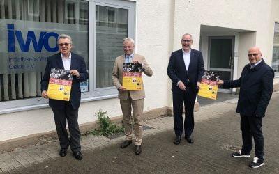 """iwo lädt ein: Multivisionsshow mit Daniel Biskup """"1990 – 2020. 30 Jahre Wiedervereinigung"""""""